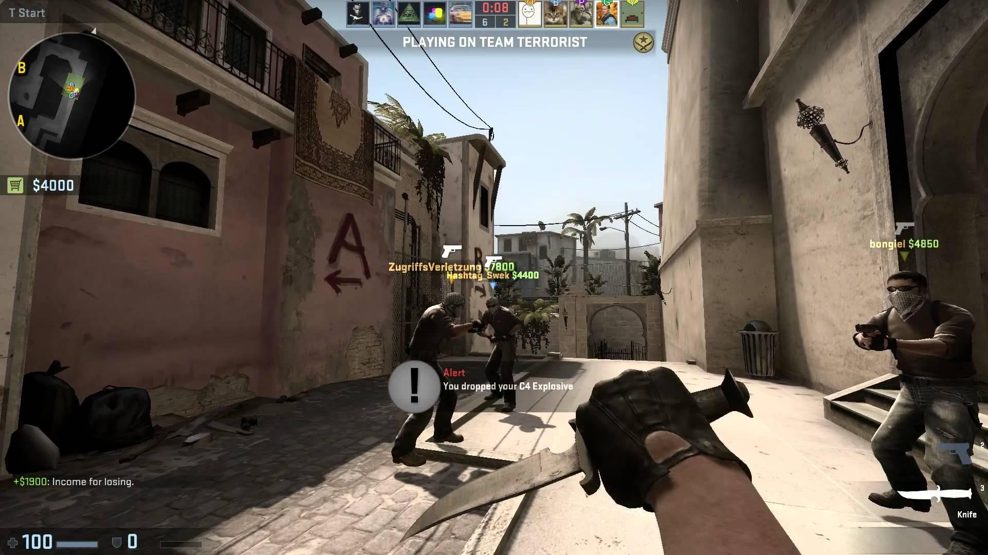 Play Counter-Strike (unofficially) On Your Android Phone