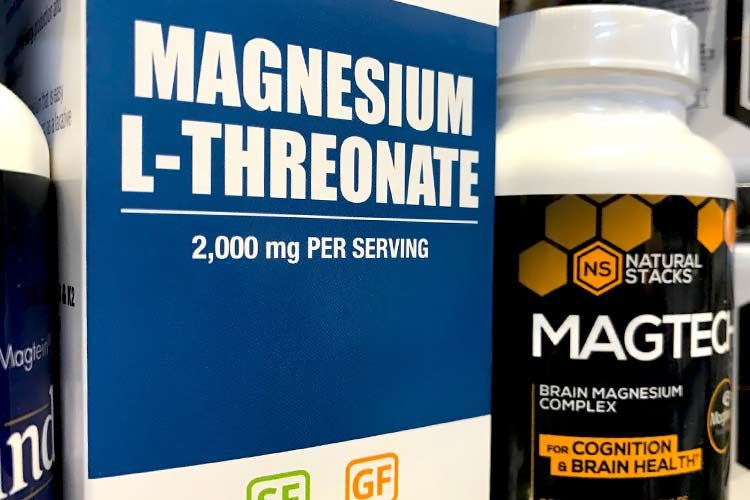 Top 3 Benefits of Magnesium L-threonate
