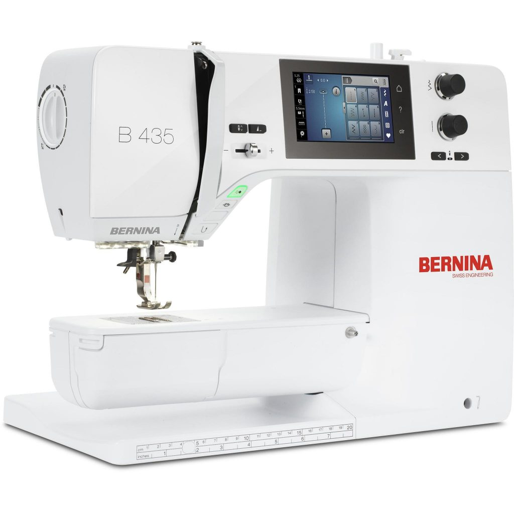 There is no need to wait on your desire stitching equipment