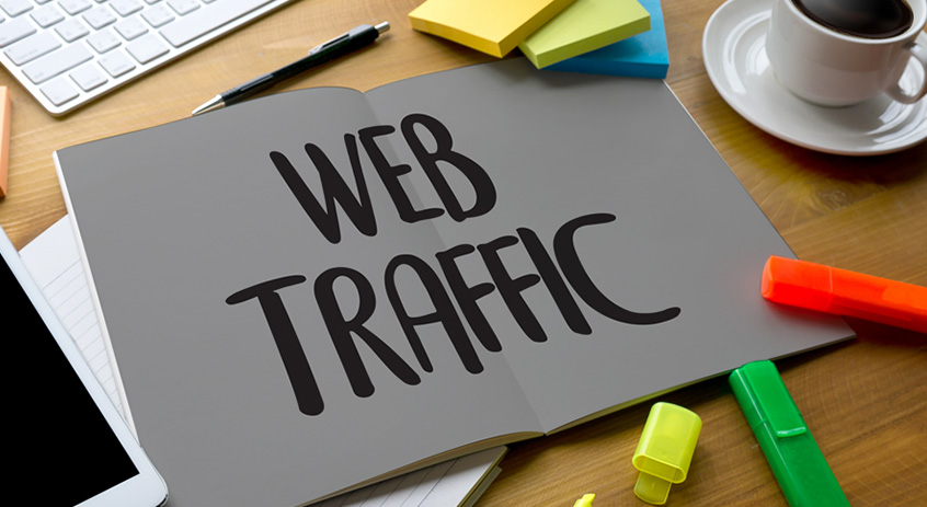 Exactly How To Acquire Web Traffic For AdSense Site And Also Blogs - Blognife